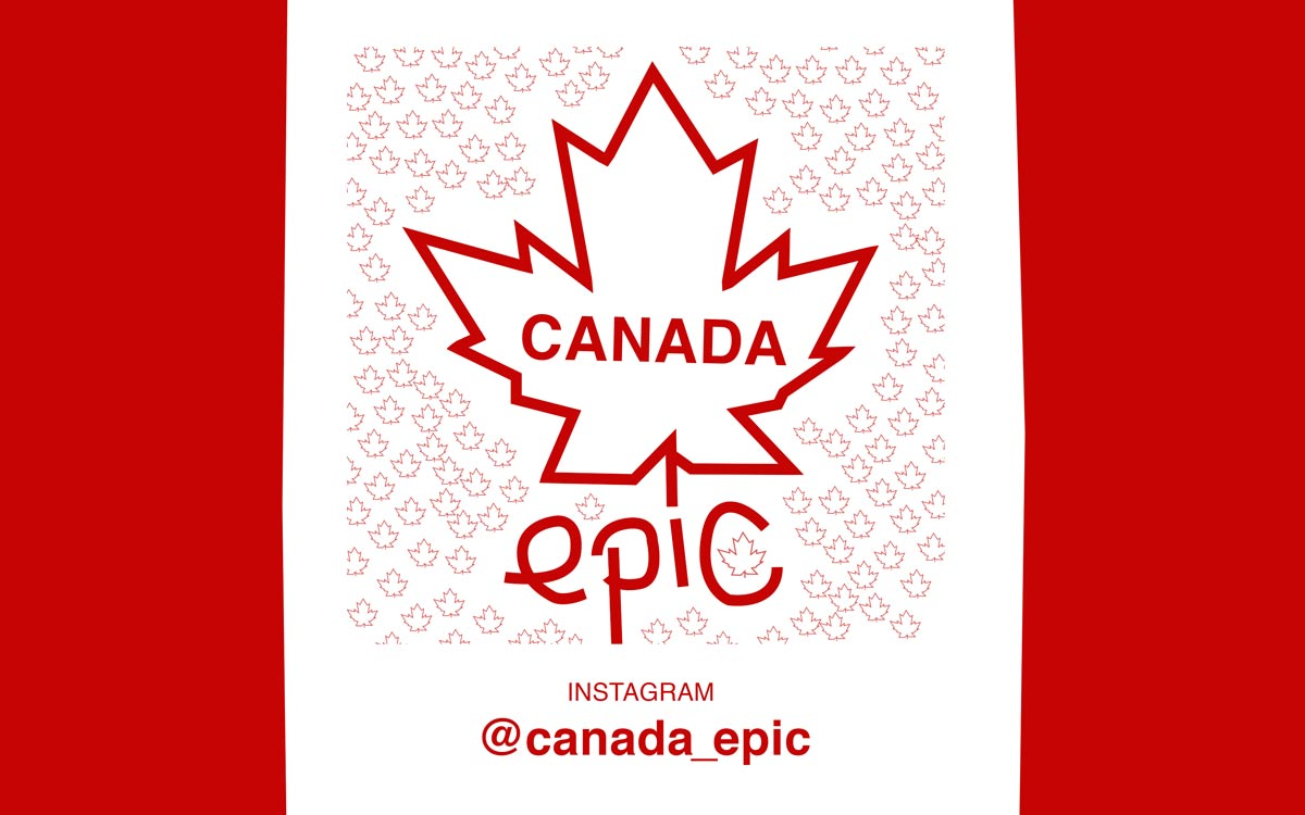 Learn about Canada via @Canada_Epic on Instagram